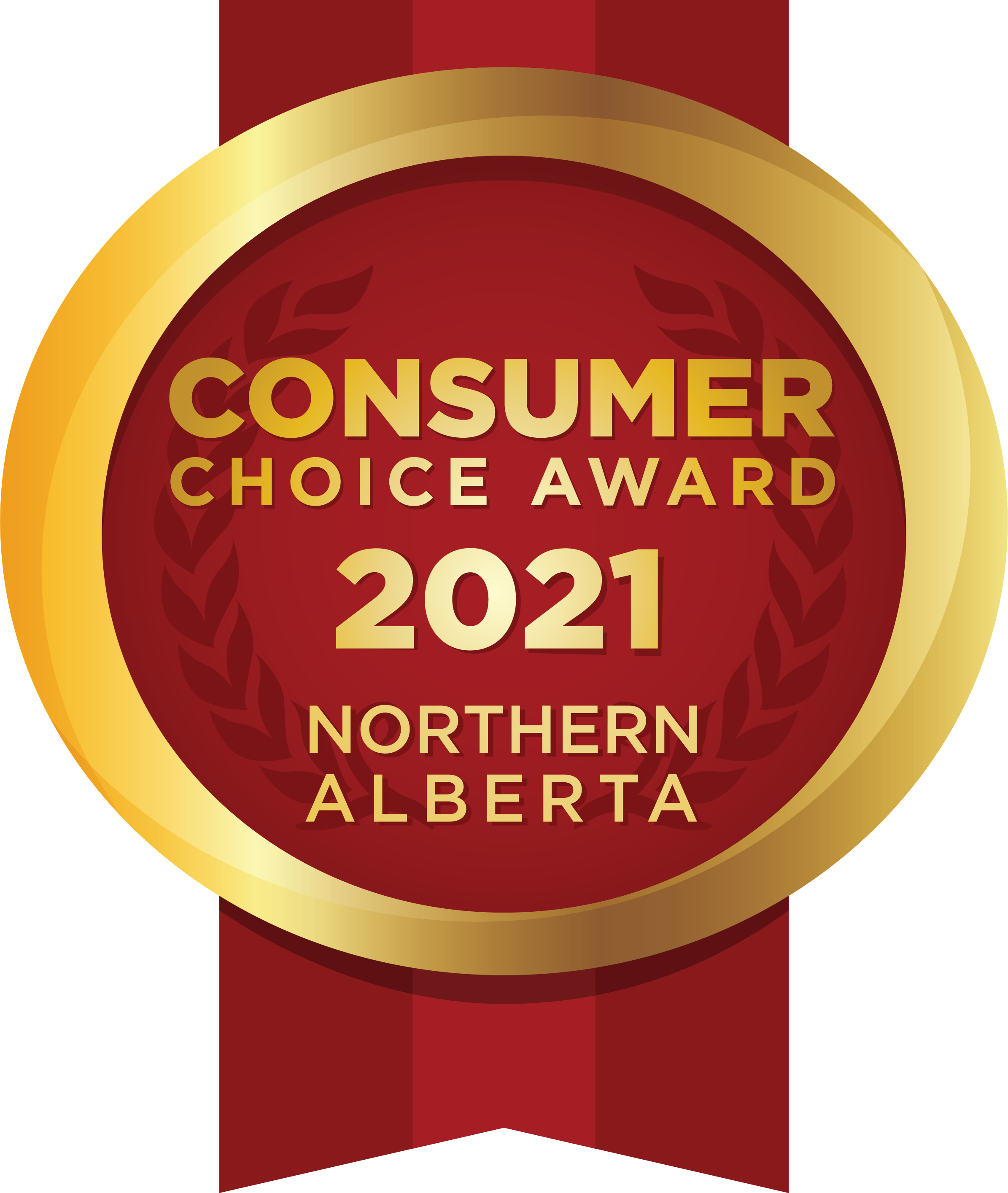 Consumer Choice Award Ribbon 2017 - Northern Alberta